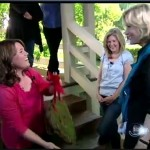 Jaycee Dugard interviewed by Diane Sawyer