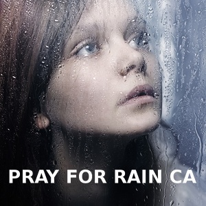 praying for rain